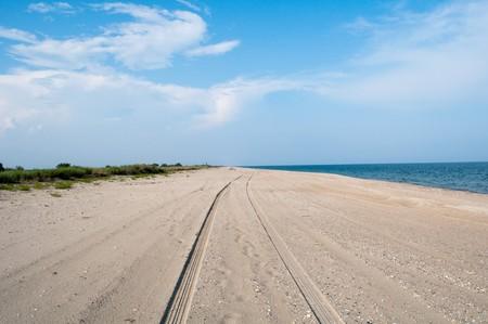 darkwood: Seascape - sea, sky and sand
