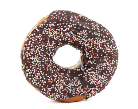 donut glaze on a white background Stock Photo - 10129318