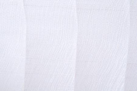 White gauze background Reklamní fotografie