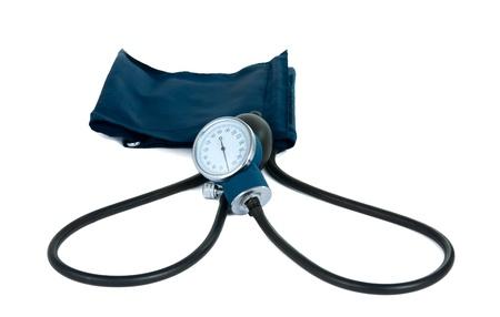 tonometer on a white background Stock Photo - 12861358