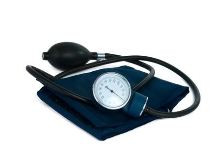 tonometer on a white background Stock Photo - 12861423