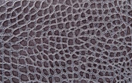grau, dunkles Leder Hintergrund oder Textur