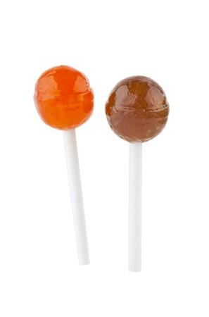 lollipop isolated on white background Stock Photo - 15701719