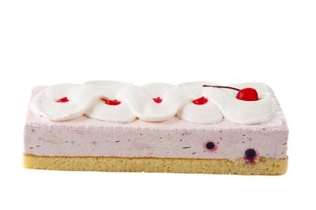 Cake isolated in white background Stock Photo - 16126718