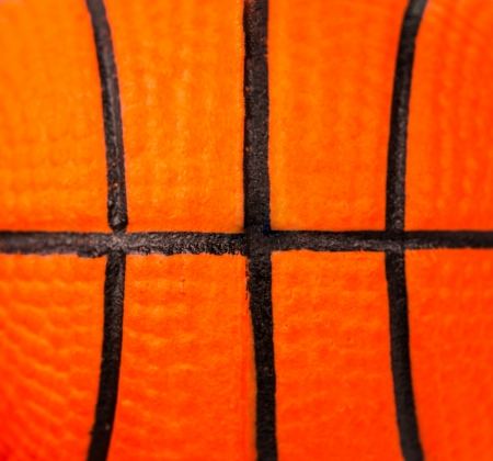 Basketball Ball Background photo