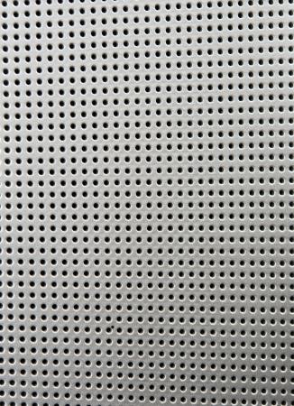 Metal net seamless texture background. photo