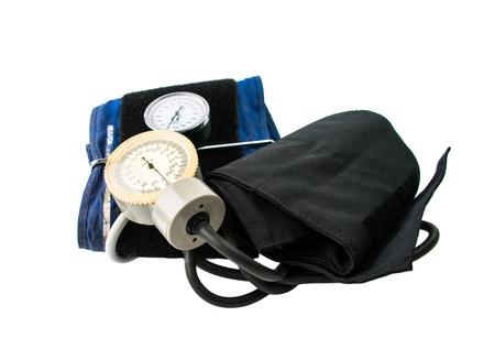 tonometer isolated on white background Stock Photo - 17431657