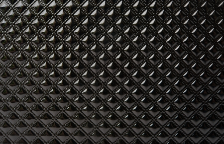 Black texture with squares