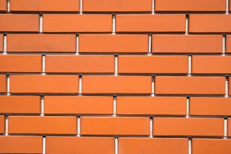 Brick wall. Background. photo
