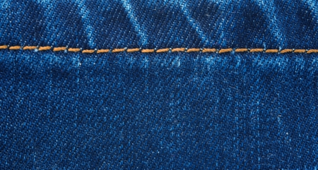 Jeans background, fabric texture