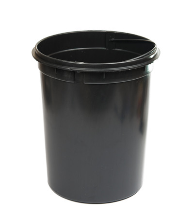 bin isolated on white background