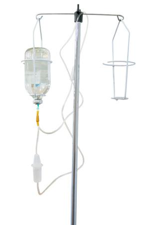 reanimować: dożylnie leki kroplówki w szpitalu. Zdjęcie Seryjne