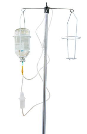 resuscitate: intravenous drip medication in the hospital.