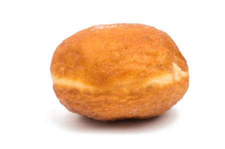 Donuts isoliert auf weißem Hintergrund Standard-Bild