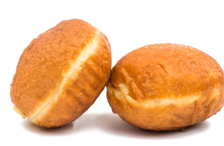 Donuts isoliert auf weißem Hintergrund