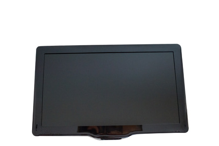 fullhd: TV on a white background