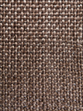 linen fabric: background texture fabric closeup Stock Photo