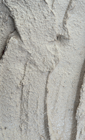 cement solution: Background of the fresh cement solution