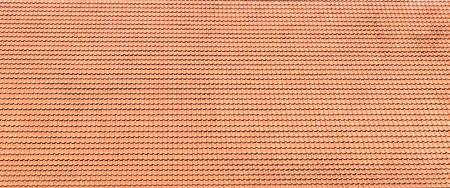 Fondo de techo con teja roja