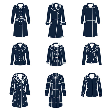 warmed: Different types of women winter clothes