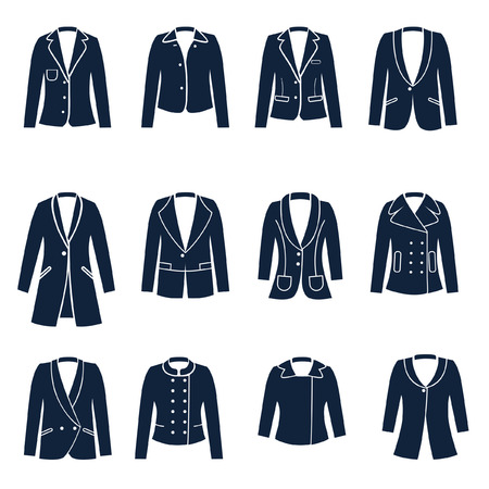 Different types of women jackets