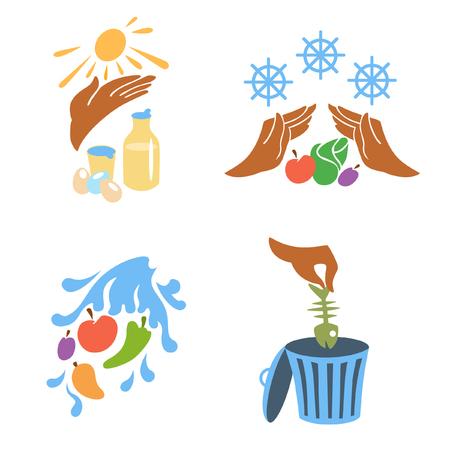 expiration date: Principles of food hygiene