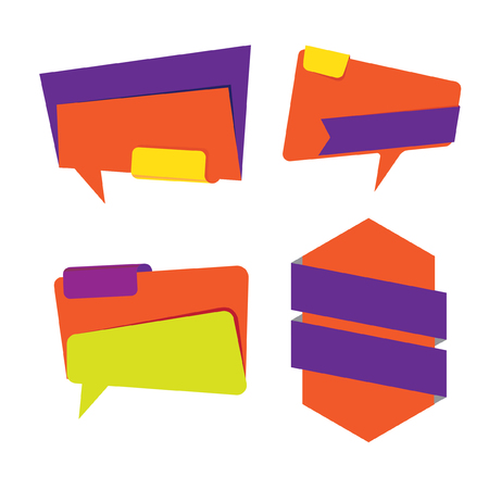 accent: label accent for Short Message Illustration