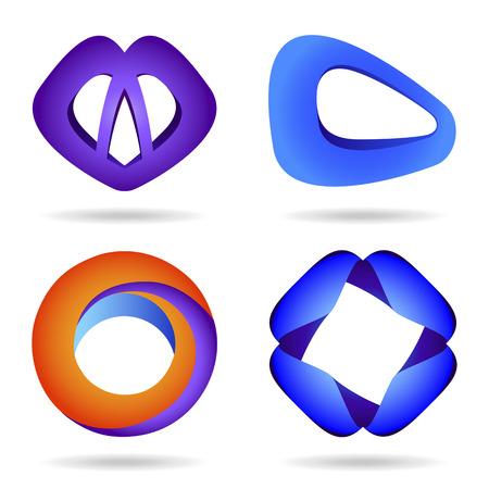 disclosed: Symbols set, volume, vector