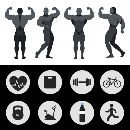 men health: Athletes, sports icons, fitness, exercise.