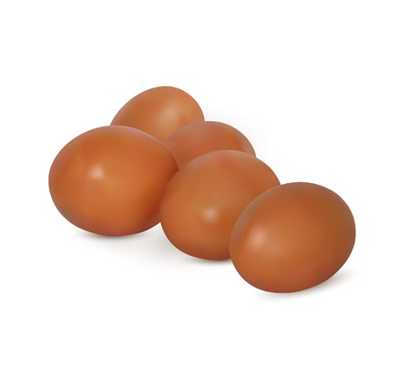 Image of yellow eggs