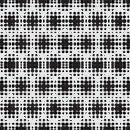 coatings: background seamless pattern - Vector halftone dots