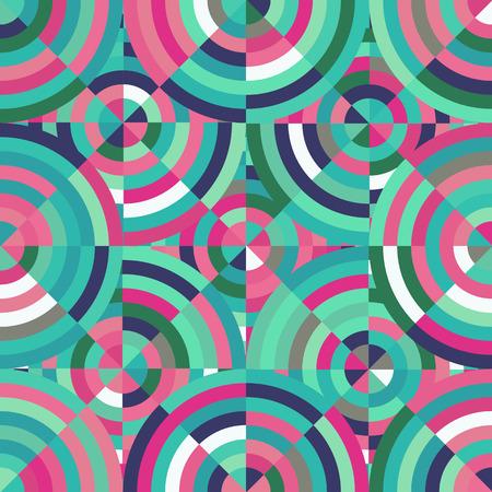 original: abstract original geometric seamless pattern - vector illustration
