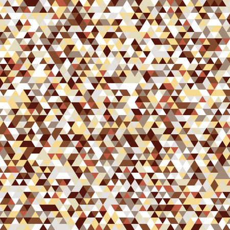 braun: geometric abstract  fashion braun background - vector illustration Illustration