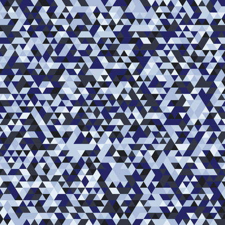 mosaic background: abstract geometric background colorful triangles- vector illustration