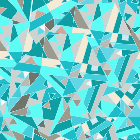 celadon: Seamless abstract pattern fashionable color. Vector illustration