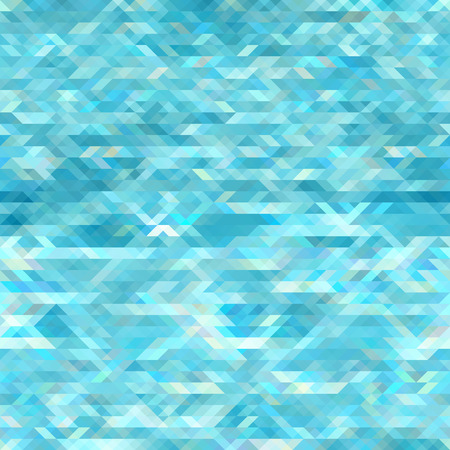 cool colors: abstract blue background modern crystal blue, cool colors. Vector illustration Illustration