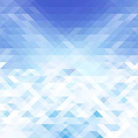 cool colors: abstract blue background modern sky blue, cool colors. Vector illustration