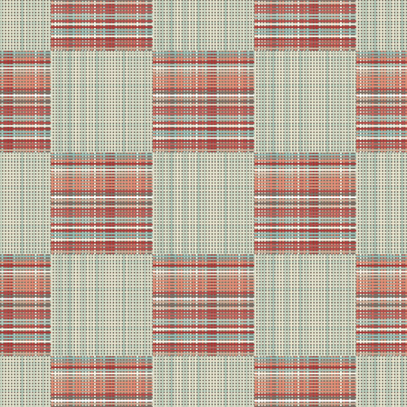 Seamless squares texture weave - vector illustration. Texture background