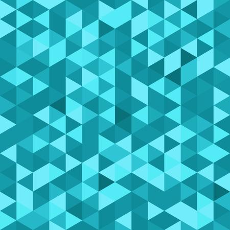 tri�ngulo: resumen de antecedentes de tri�ngulos-ilustraci�n vectorial. Esmeralda fondo brillante.