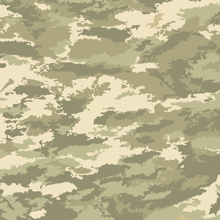 color pattern: Abstract background vector-sand patches. Camouflage pattern Vector illustration background.
