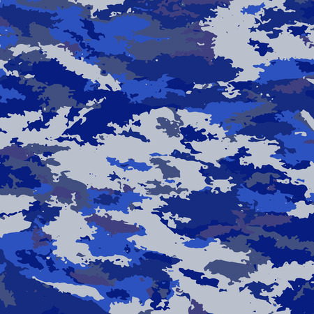 Camouflage military background. Camouflage background - vector illustration. Abstract pattern spot. Illustration