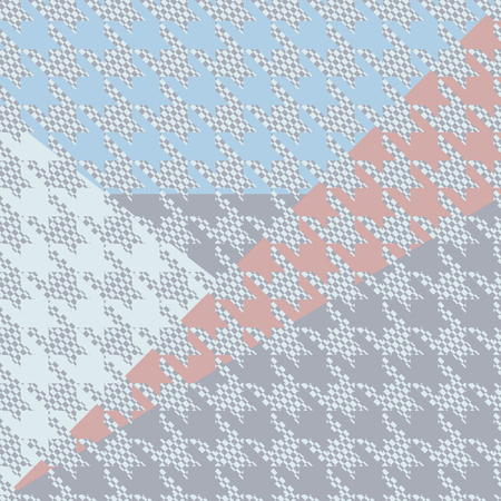 Background geometric shapes memphis