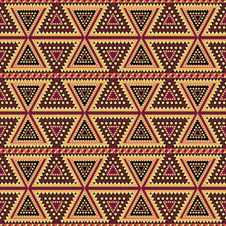 tribal seamless patterns design template