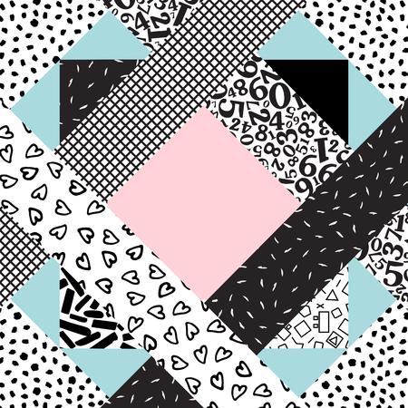 vector abstract background Ilustracja