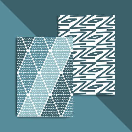 abstract background vector Illusztráció
