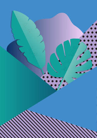 vector abstract background Illusztráció