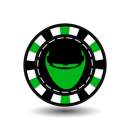 casino chips emoji