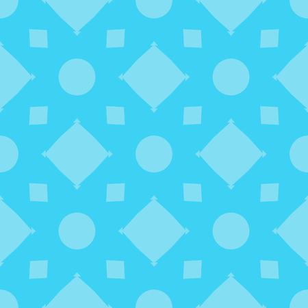 Pattern seamless abstract geometric bright.