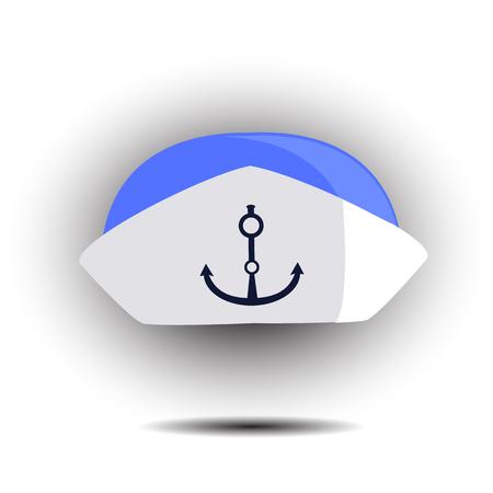 hat sea. children s illustration. is used to print, website, smartphone, design, textiles, ceramics fabrics prints postcards packaging etc