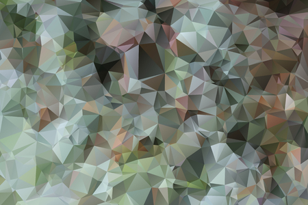 abstraction background vector illustration. triangles geometric texture avant-garde and house